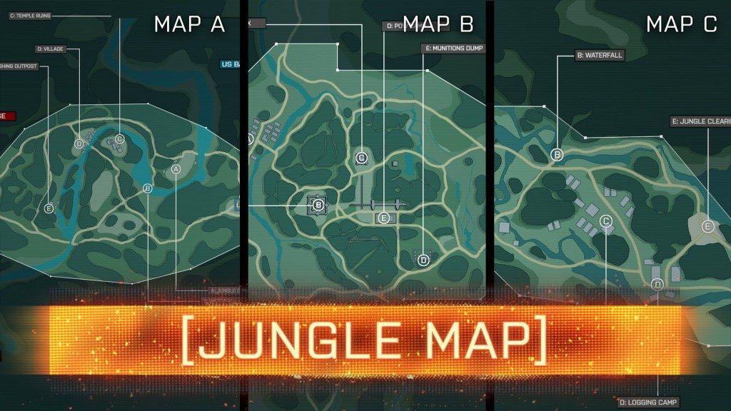 """Taktický pohľad na komunitnú """"Jungle Mapu"""""""