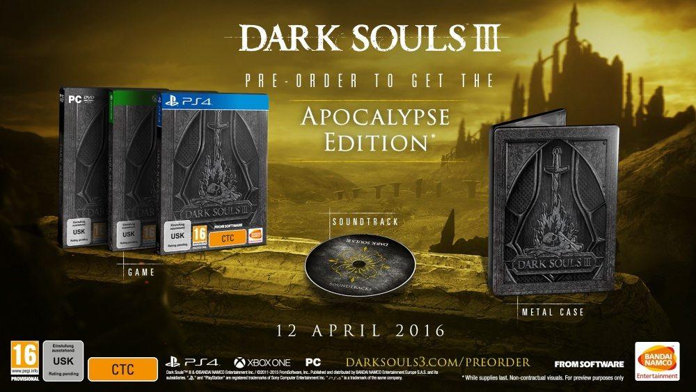 DS III - Apocalypse Edition