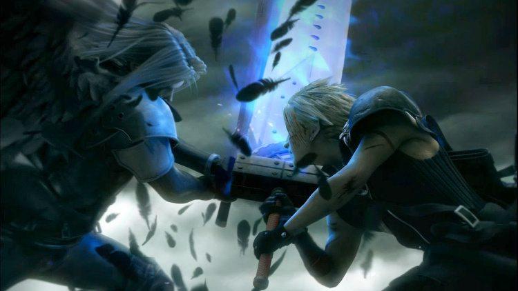 Sephiroth vs. Cloud