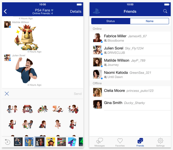 PlayStation-Messages-iPhone-2