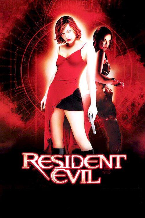 resident poster