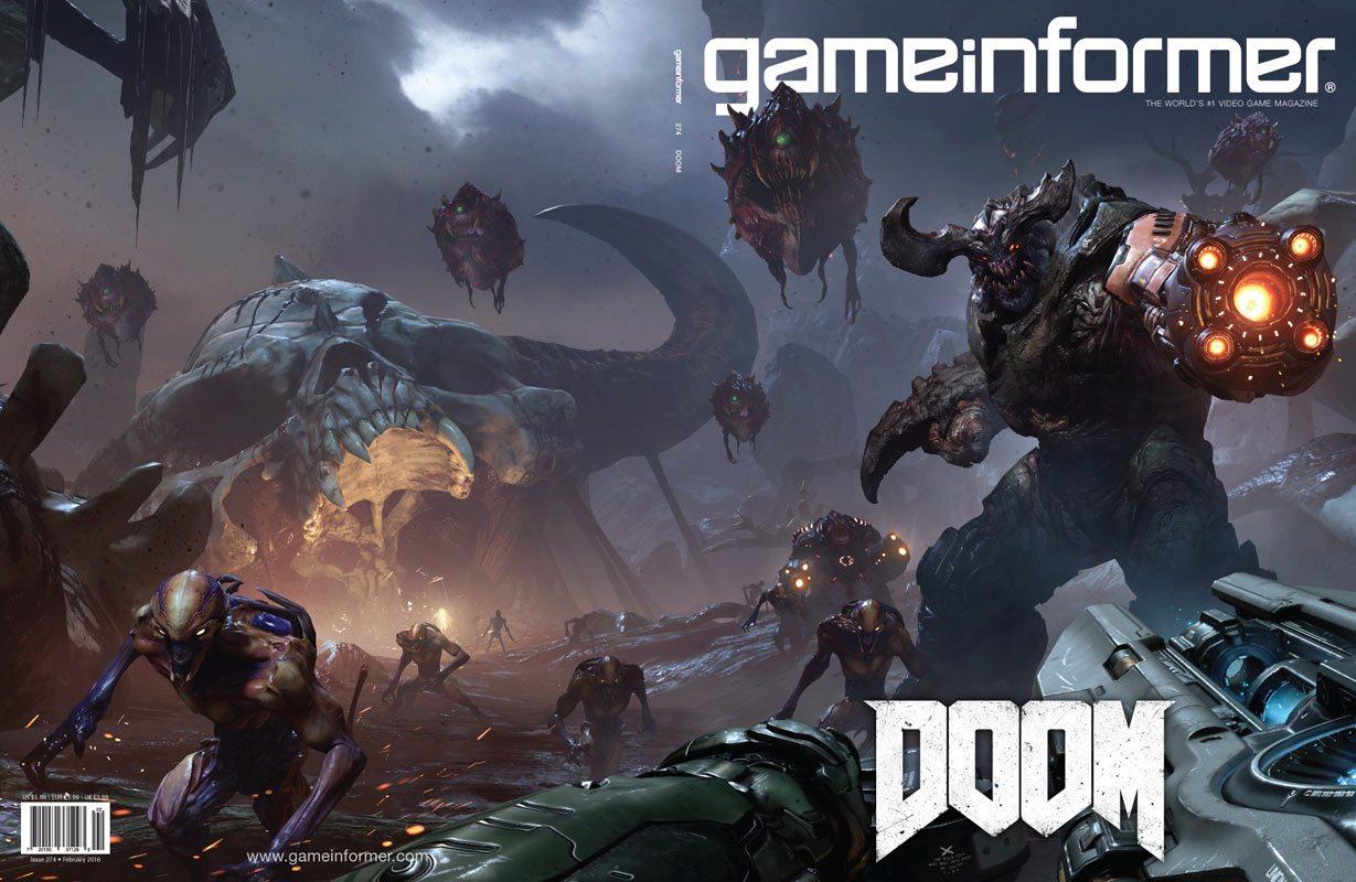 Game Informer obalka