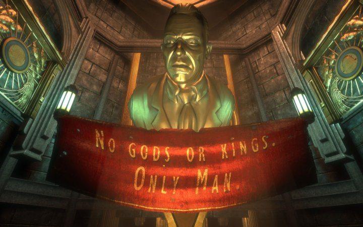 To isté miesto v podaní BioShock: The Collection