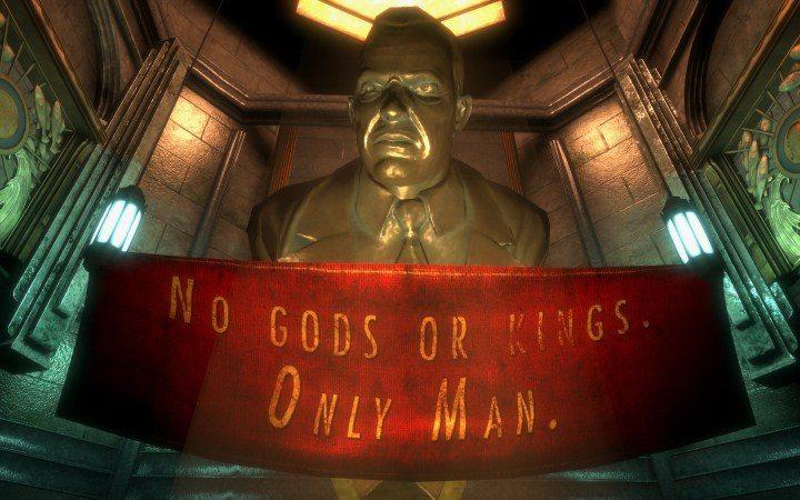 Záber z pôvodného BioShocku