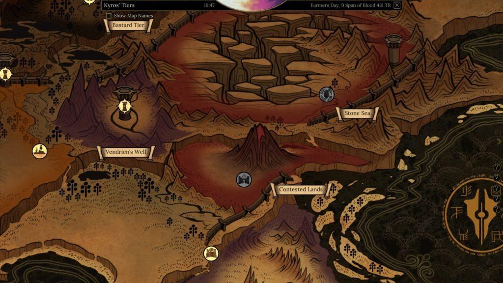 tyranny-mapa