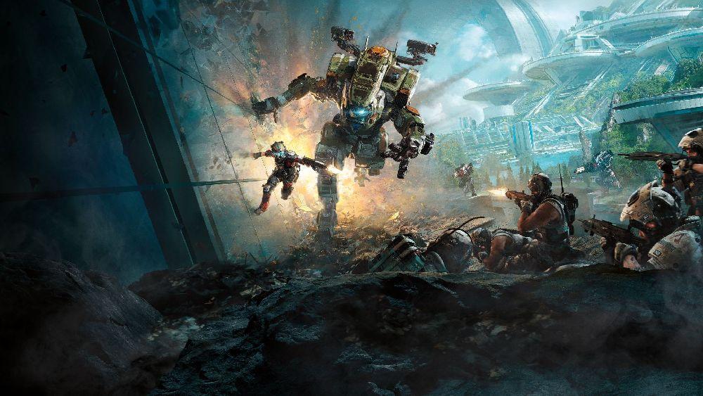 Titanfall (PC) 5030931112287 (202252) - Gaming hra pre PC, akčná.
