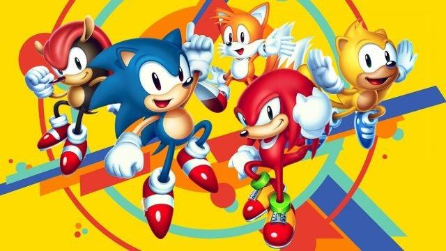 0b74a5fc52 Známe datum vydání hry Sonic Mania Plus