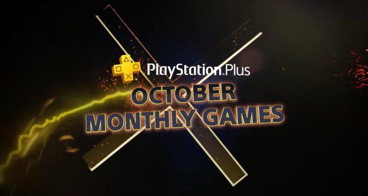 ps plus oktober