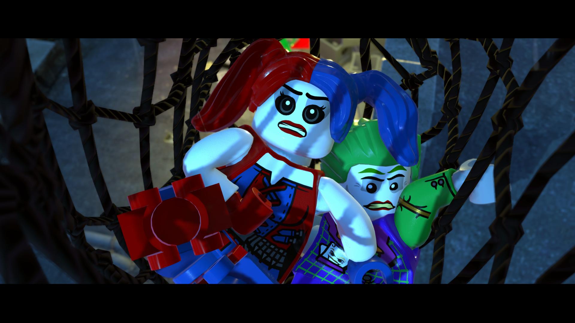 LEGO DC Harley