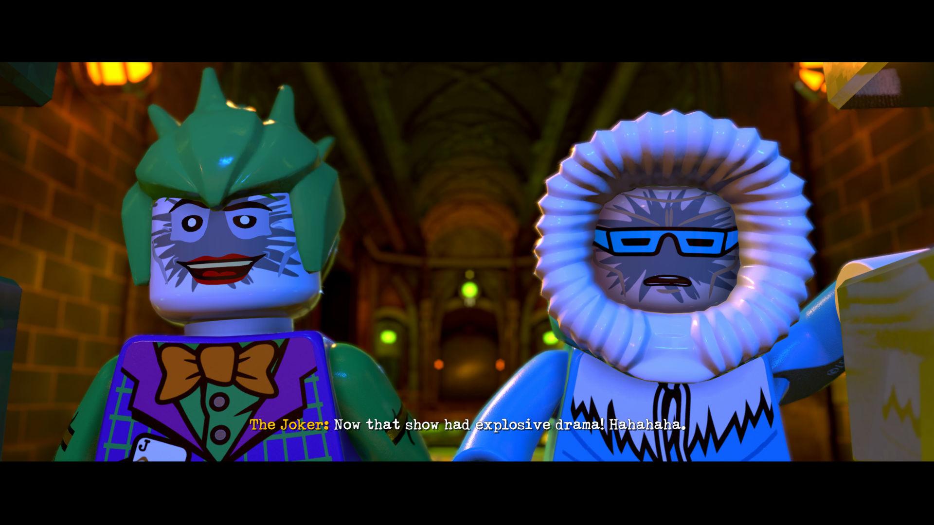 LEGO DC Joker