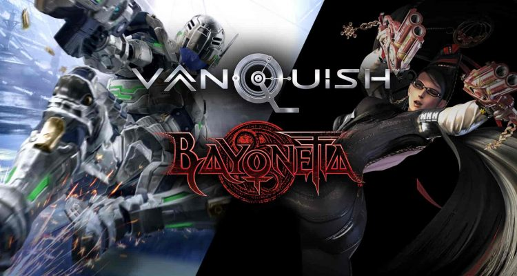Bayonetta and Vanquish