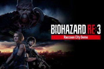 Resident Evil 3 - Raccoon City Demo