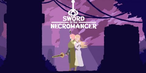 sword of the necromancer recenzia