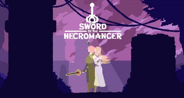 sword of the necromancer recenzia