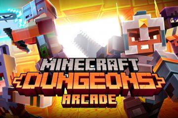 Minecraft Dungeons automat